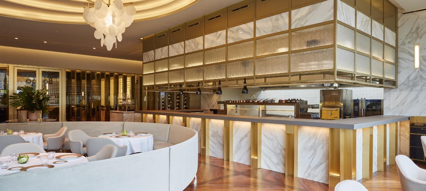 SOFIA Be So - Restaurante 01